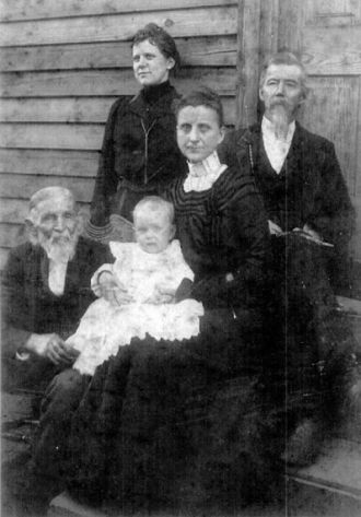 Culpepper Family, Georgia