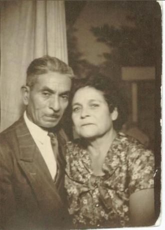 Santiago Nunez Martinez  and Jessie Lira Martinez