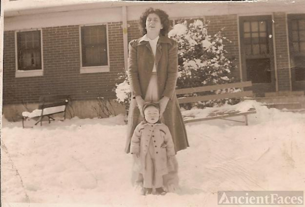 Alton K. Jones, Jr with mother Bobbie