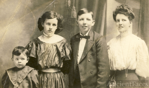 possibly family of Isaac and Maria Sutherland