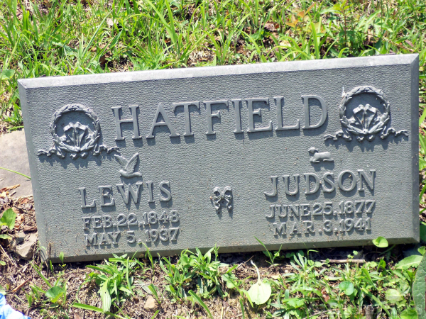 Lewis and Judson Hatfield