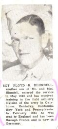 A photo of Floyd Blundell