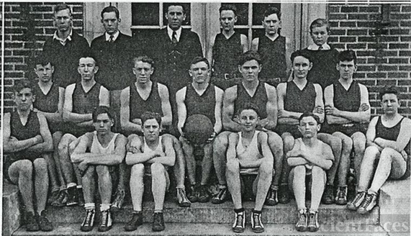 Basketball 1920 Wellston