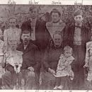 James Reno BURRIS family about 1904 - Jackson Co. TN