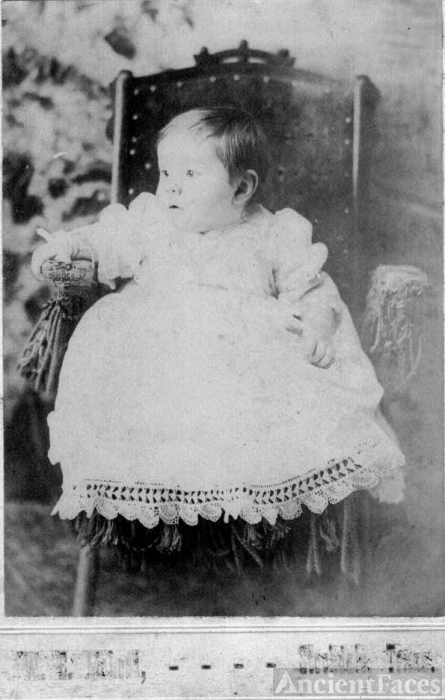 Robert McGee baby picture
