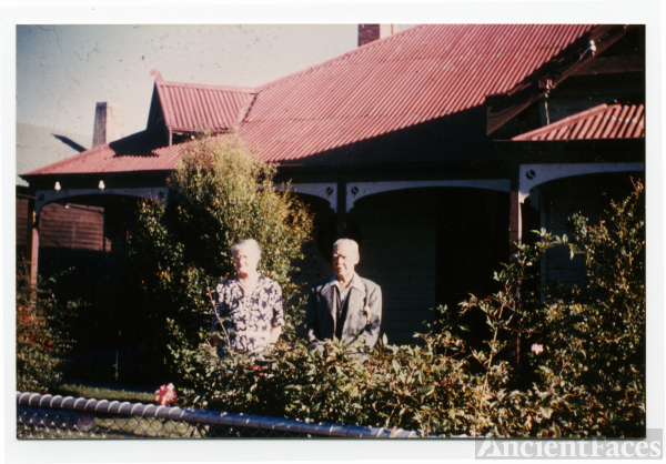 Audrey and Charles Carnegie, home