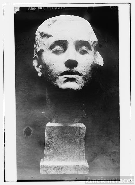 Head of the Titanic Memorial