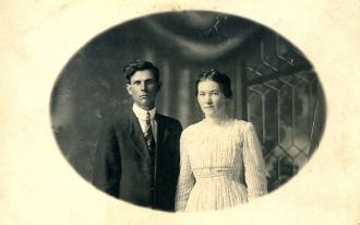 Austen Muller and Wife
