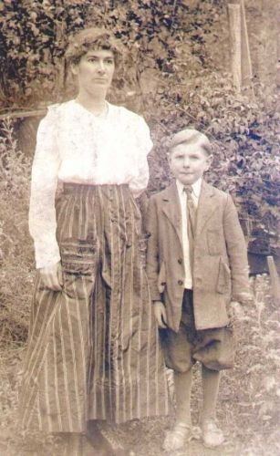 Mary Packson and Son