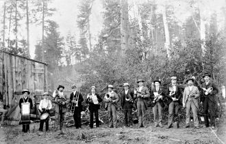 Mayflower Mine 1903 Oregon