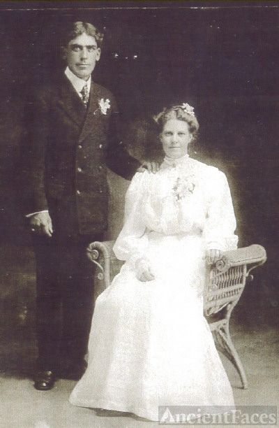 Jedediah Morgan Hess Jr. & Alice Laub his wife