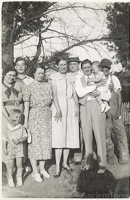EUGENE WILLMANN & FAMILY