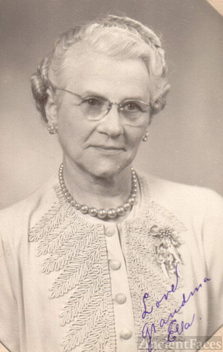 Ella Erdine Thompson-Greenleaf