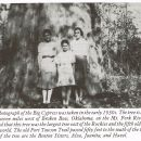 Alva, Juanita and Hazel Benton