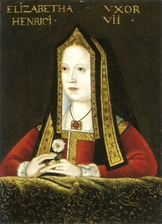 A photo of Elizabeth of York