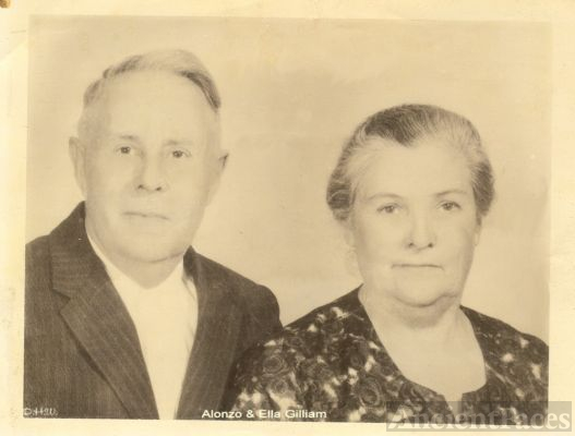 Alonzo and Ella Gilliam