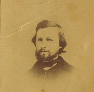 A photo of James Whitehouse Coleman