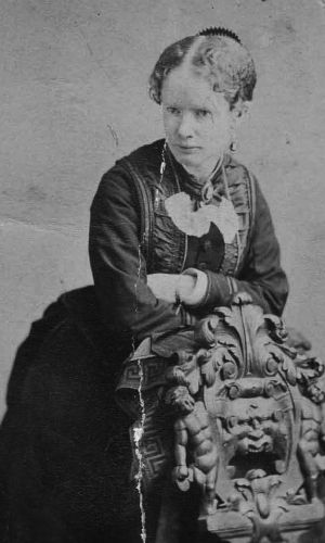 Mary Knight, New York 1877