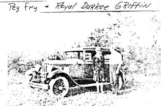 Royal Durkee Griffin & Peg Fry