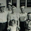 Melvin Muse family in Plainview, TX