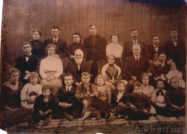 The James P. Barnett Family, KS