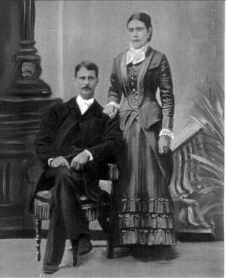 Robert Bruce & Margaret Jane Polley