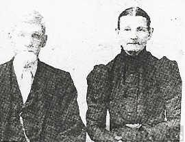 Allison Frost and His Wife Harriett Gilliand
