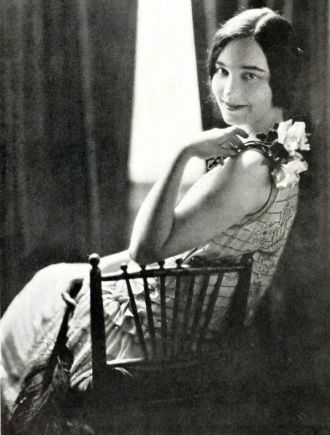 A photo of Alice Carr