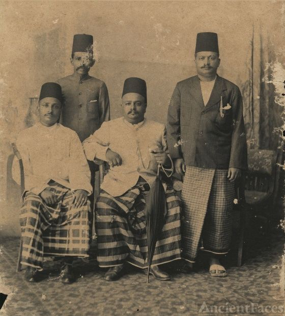 Muhammad Sheriff & Group, 1905