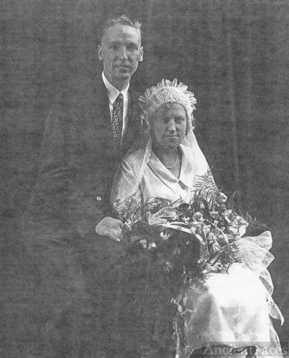 Rev. Paul & Marie Johansen-Bicket Wedding, 2