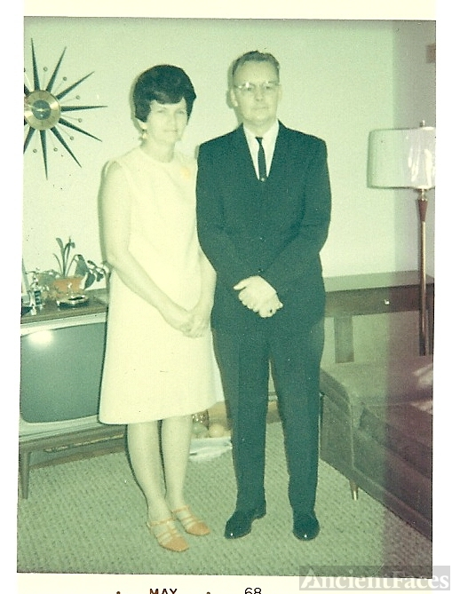 Herlon and Betty 1968
