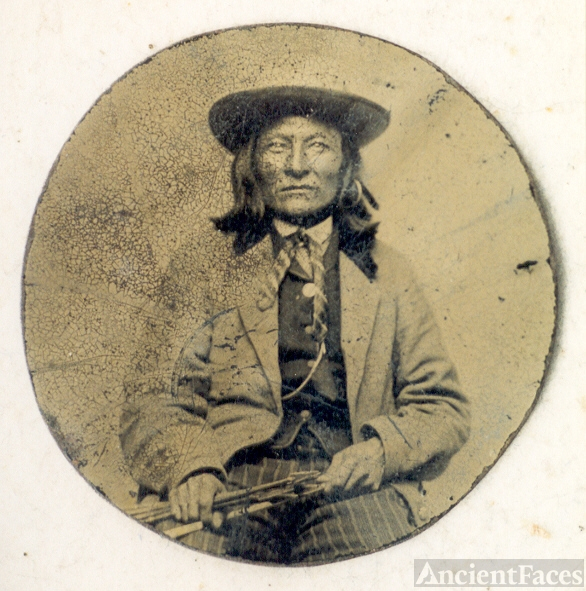Seitz or Sitz Native American, TN
