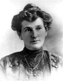 A photo of Margaret Pearl (Marx) Kirscht