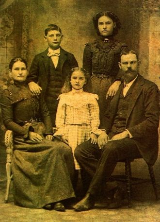 Buster family of Texas