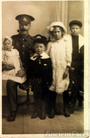 Windley, William and family