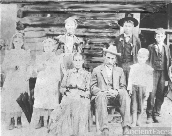 William Mitchell Hensley Family