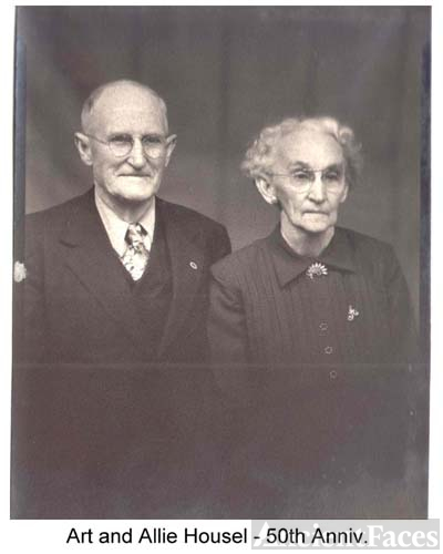 Arthur & Allie Housel