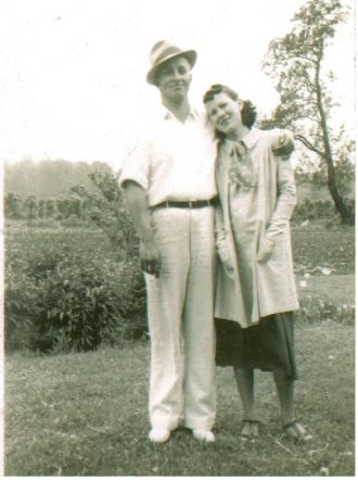 Russel D. Davis and Etta (Willock) Davis