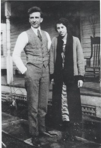 Dave and Mabel MacCualsky
