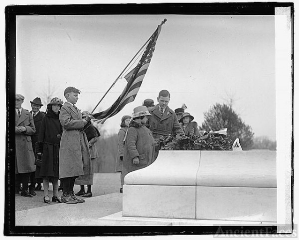 Children of Am. Revolution, [at Arlington, 4/16/23]