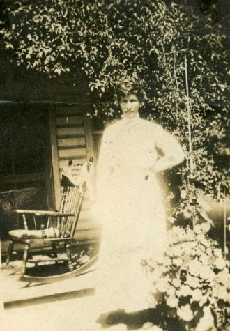 A photo of Nellie Dennis McFadden