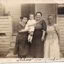 Beatrice Williams, 1922  Four Generations
