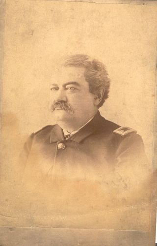 MAJOR CALVIN EDWARD GODDARD