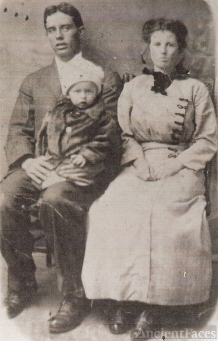 Bernard, Grace & Carl Jones