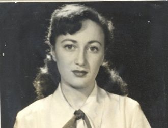 A photo of  Leonore Marie (Greenberg) Farkash
