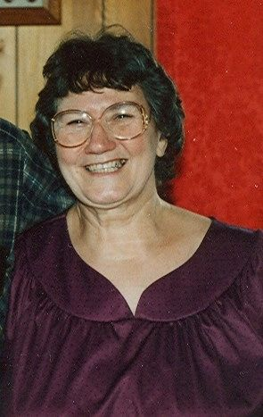 A photo of Shirley M Goodbread