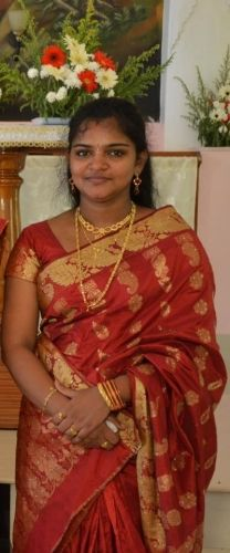 A photo of Regina Chirayath