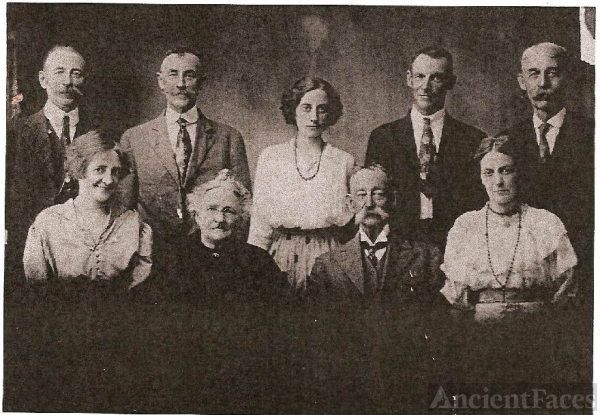 William Armstrong and Bridget McCabe Family