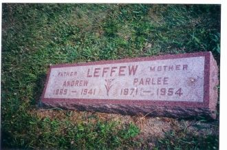 A photo of Andrew S Leffew