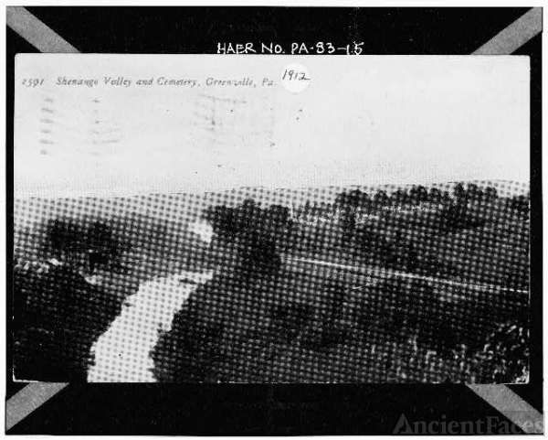 15. Photocopy of postcard. CLARK'S MILL POND AND...